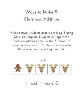 Christmas Ways to Make 5