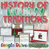 History of Christmas Favorites {Digital AND Paper}