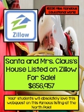 Christmas Webquest: Santa's Home Has Been Listed on Zillow!