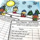Wh Questions and Scenes for Speech Therapy Christmas