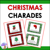 Christmas & Winter Charades
