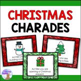 Christmas & Winter Charades