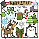 Christmas / Winter Clip Art FREEBIE!