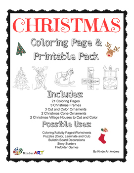 christmaswinter coloring pages and printables