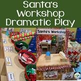 Christmas Winter Dramatic Play for Preschool