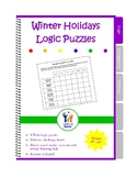 Christmas Winter Holiday Logic Puzzles