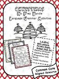 Christmas/Winter Language and Grammar Bundle