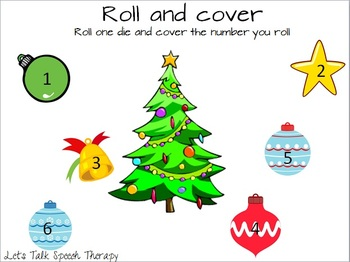 Christmas & Winter Roll-and-Cover
