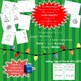 Christmas/Winter Seasonal Name Writing Practice Literacy Work!