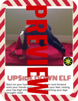 Christmas Yoga Kids - Movin' Groovin' Elves