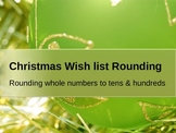 Christmas Wishlist Rounding