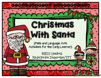 Transitional Kindergarten: Christmas With Santa