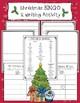 Christmas Word BINGO and Writing Activity