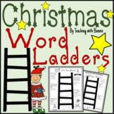 Christmas Word Ladders
