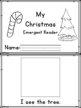 Christmas Word Match Book