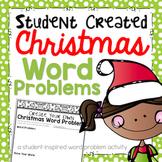 Christmas Word Problems {FREEBIE!}