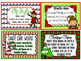 Christmas Word Review Task Cards