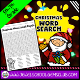 Christmas Word Search (5th, 6th and 7th Grade)