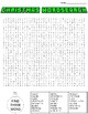 Christmas Word Search: 3 Difficulties