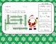 Christmas - Word Search and ABC Order