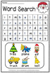 Christmas Word Searches(FREE- FEEDBACK CHALLENGE)