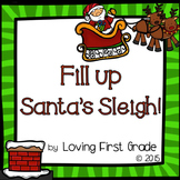 Christmas Word Sort-Nouns, Verbs, Adjectives