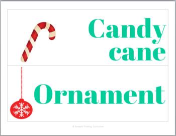 Christmas: Word Wall