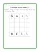 Christmas Word Work Activities