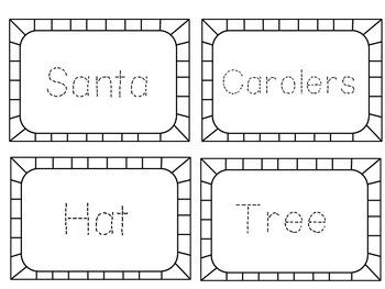 Christmas Words