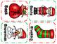 Word Cards: Christmas Holiday