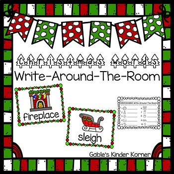 christmas words write around the room - Christmas Words That Start With S