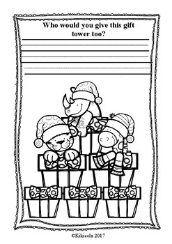 Christmas Worksheet Fun