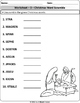 Christmas Worksheets - Literacy / Classification / Odd/Even