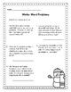Christmas Worksheets: Math Practice Pages for 3rd Graders