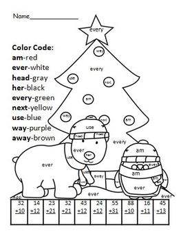 Christmas Worksheets  and Centers (bell ringers, story starters, math tub...)