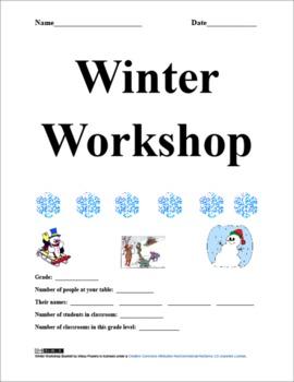 Christmas Workshop Bundle
