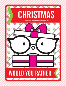 Christmas Would You Rather