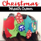 Christmas Wreath Crown Craft