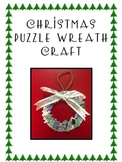 Christmas Wreath Ornament Craft