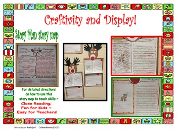 Christmas ~ Write About Rudolph!