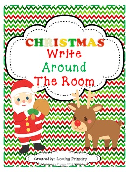 Christmas - Write Around The Room