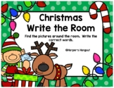 Christmas Write a Room