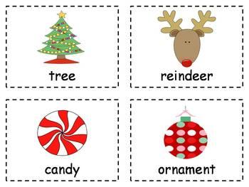 Christmas Write and Stamp the Room