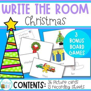 Write the Room - Christmas