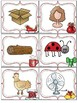 Christmas Write the Room- Middle Sounds and CVC Words