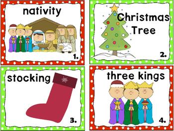 Write the Room Christmas Religious
