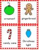 Christmas Write the Room Scavenger Hunt- Editable!