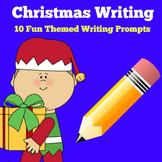Christmas Writing | Kindergarten 1st 2nd 3rd Grade | Activity