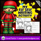 Christmas Writing Activities (Elf Writing Activities)