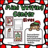 December Activities Christmas Elf Writing Center